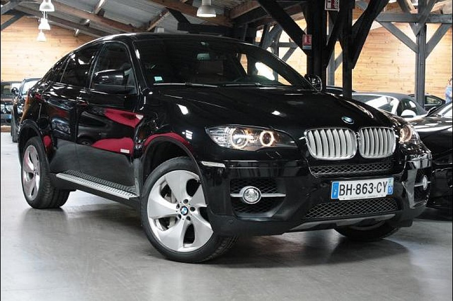 bmw x6 e71 activehybrid 485 ch 4x4 occasion 44 500. Black Bedroom Furniture Sets. Home Design Ideas