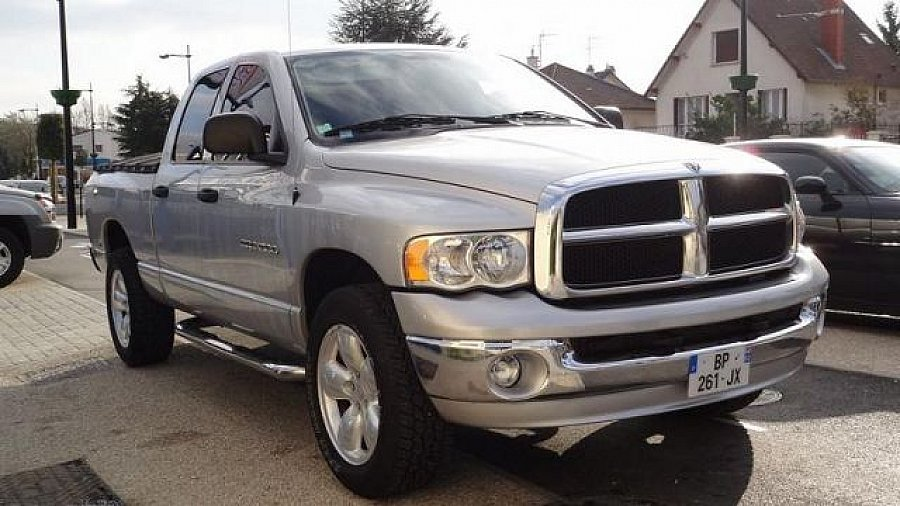 dodge ram 1500 iii 4x4 occasion 29 900 122 000 km vente de voiture d 39 occasion. Black Bedroom Furniture Sets. Home Design Ideas