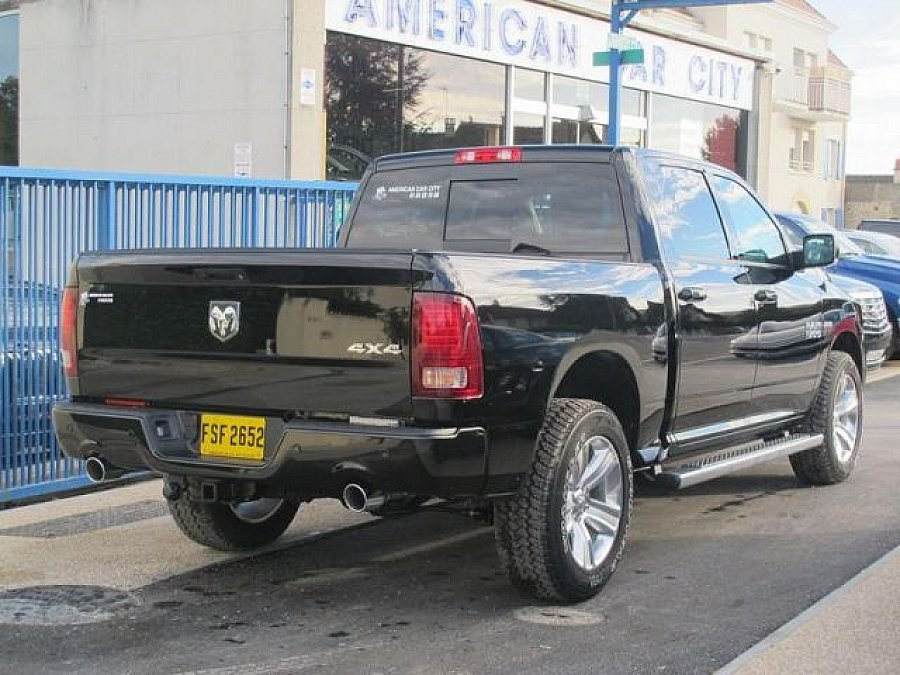 dodge ram 1500 iv 5 7 v8 hemi 394ch 345ci 4x4 occasion 60 900 100 km vente de. Black Bedroom Furniture Sets. Home Design Ideas