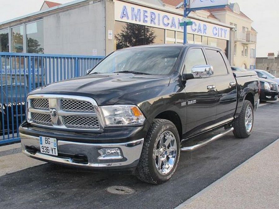 dodge ram 1500 iv 5 7 v8 hemi 394ch 345ci 4x4 occasion 52 500 47 000 km vente de. Black Bedroom Furniture Sets. Home Design Ideas