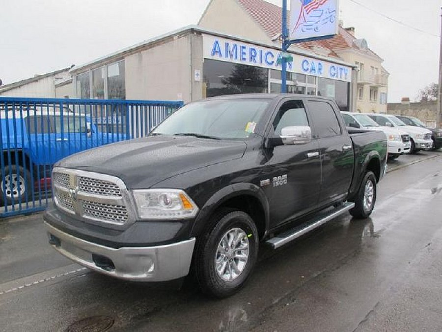 dodge ram 1500 iv 1500 4x4 occasion 62 500 100 km vente de voiture d 39 occasion. Black Bedroom Furniture Sets. Home Design Ideas