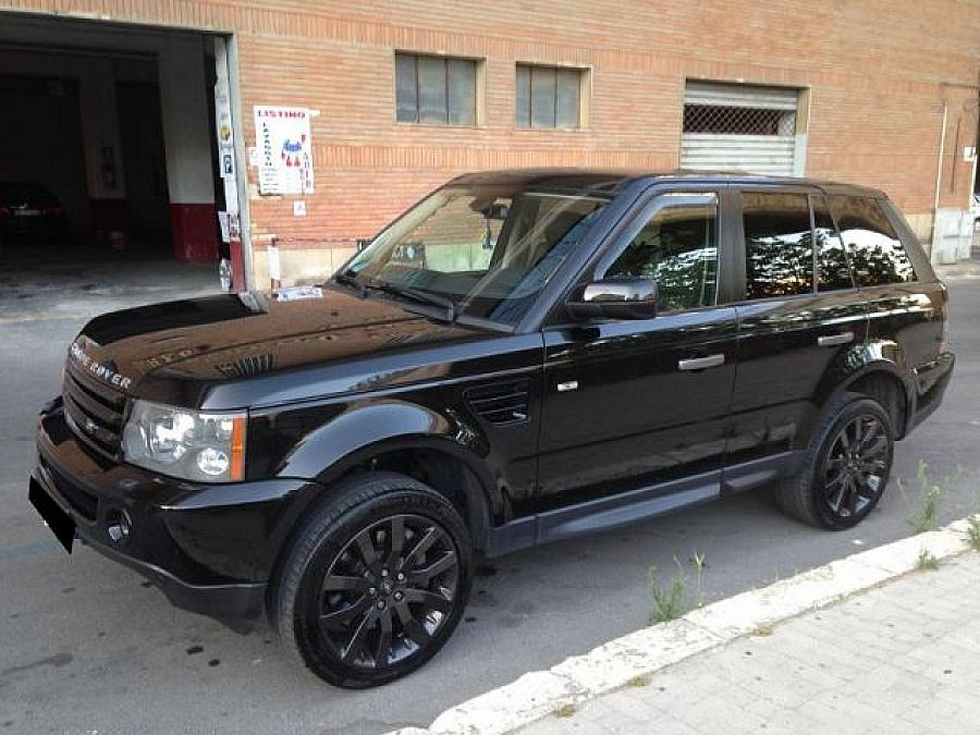 range rover sport occasion. Black Bedroom Furniture Sets. Home Design Ideas