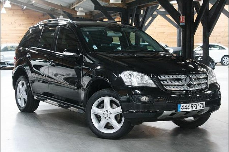 4x4 mercedes ml d 39 occasion. Black Bedroom Furniture Sets. Home Design Ideas