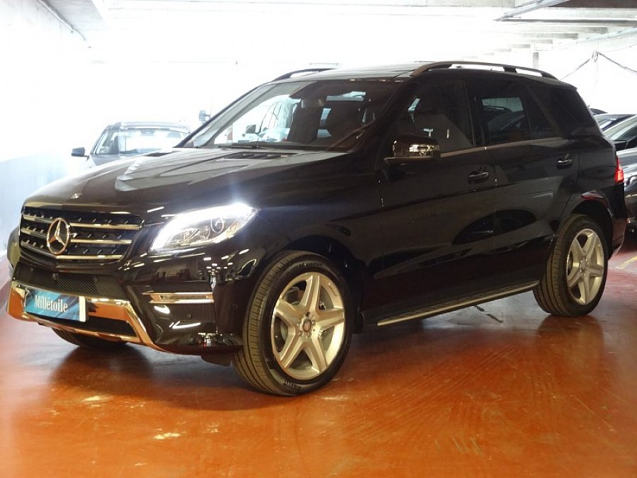mercedes classe m w166 ml 350 bluetech 4matic suv occasion. Black Bedroom Furniture Sets. Home Design Ideas