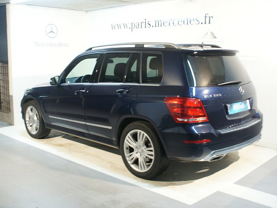 mercedes classe glk x204 220 bluetec 4 matic 170ch suv. Black Bedroom Furniture Sets. Home Design Ideas