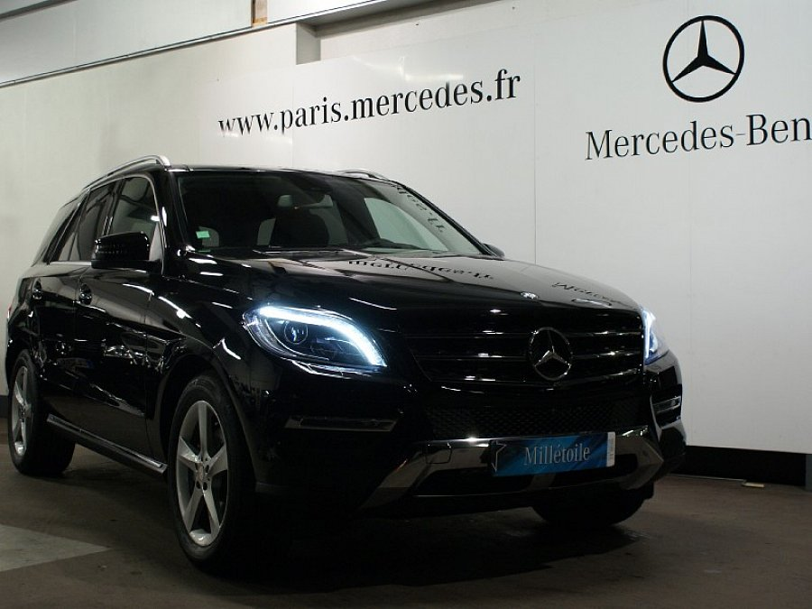 mercedes classe m suv occasion 68 000 6 100 km. Black Bedroom Furniture Sets. Home Design Ideas