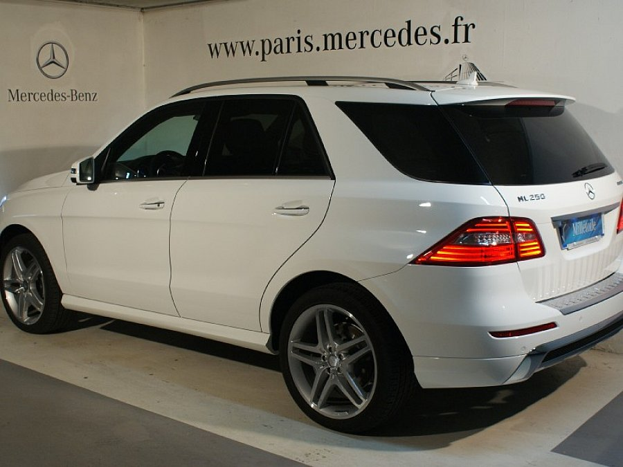 mercedes classe m w166 ml 250 bluetec suv occasion - 68 900 € - 5