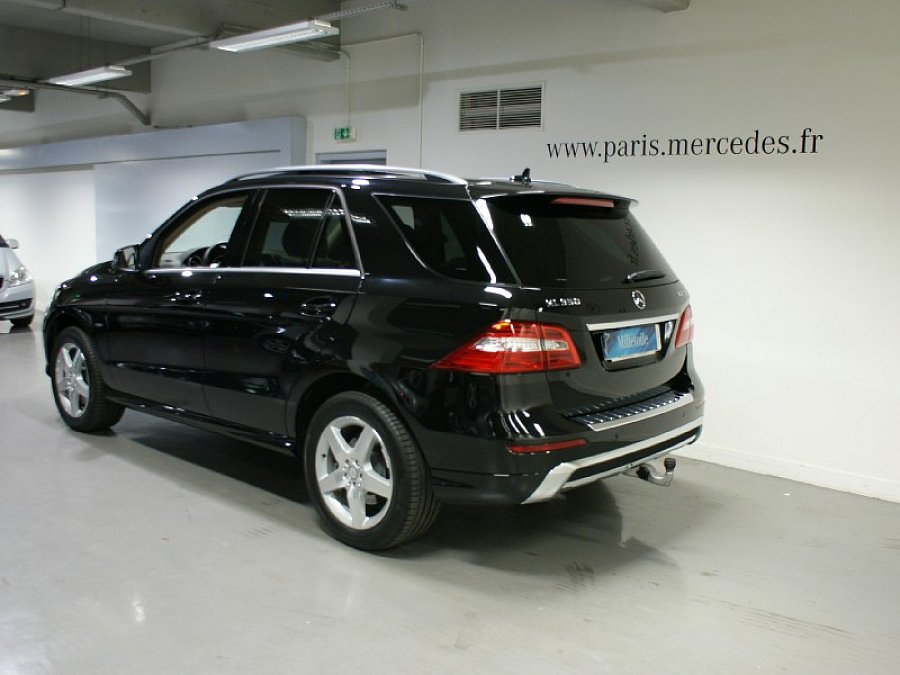 mercedes classe m w166 ml 350 bluetech 4matic suv occasion