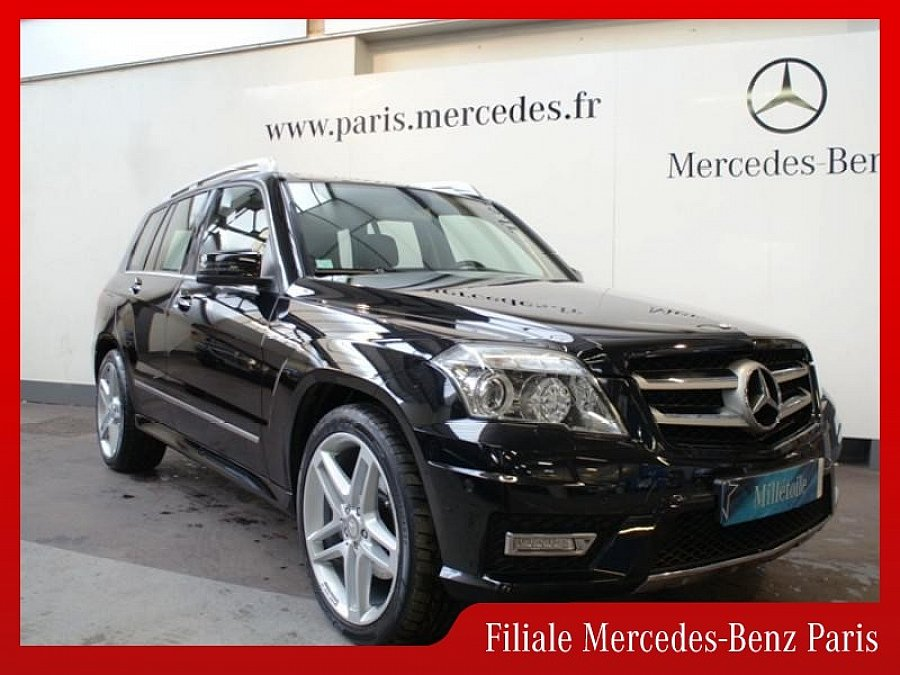 mercedes classe glk x204 220 cdi blueefficicency suv occasion 40 033 23 488 km vente de. Black Bedroom Furniture Sets. Home Design Ideas