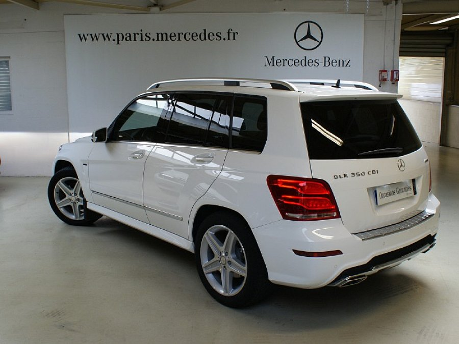 mercedes classe glk x204 350 cdi blueefficiency 4matic 4x4. Black Bedroom Furniture Sets. Home Design Ideas