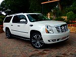 CADILLAC ESCALADE III pack luxe SUV