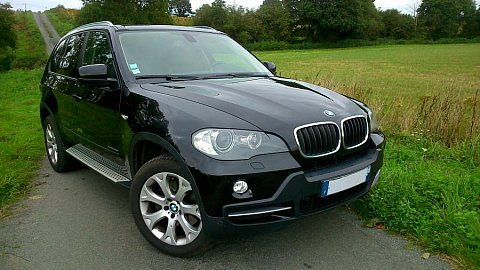 BMW X5 E70 xDrive30d  235ch Pack Luxe 4x4