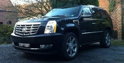 CADILLAC ESCALADE III 6.0 V8 332 ch Hybrid Pack luxe 4x4