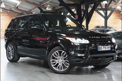 LAND ROVER RANGE ROVER SPORT II V8 5.0L Supercharged 510ch 4x4